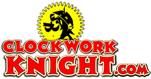 Clockwork Knight.com Logo